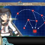 艦これ『「第六駆逐隊」対潜哨戒を徹底なのです!』1-5