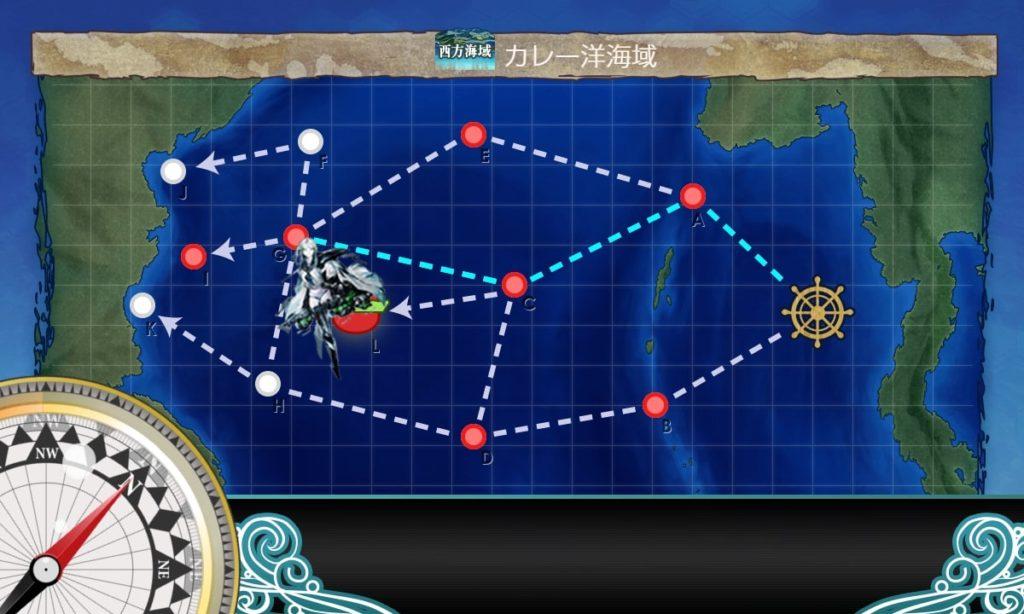 艦これ_kancolle_2期_二期_4-2_西方海域_カレー洋海域_2