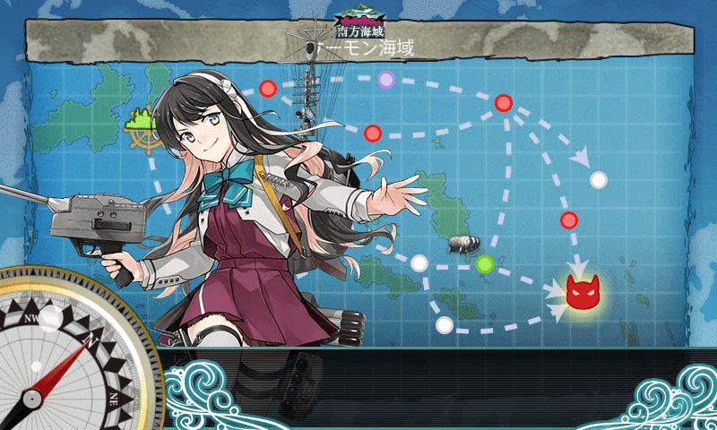 艦これ_精鋭「三一駆」、鉄底海域に突入せよ!_03