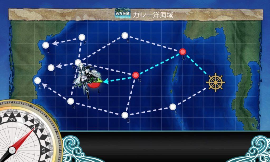 艦これ_kancolle_2期_二期_4-2_西方海域_カレー洋海域_1
