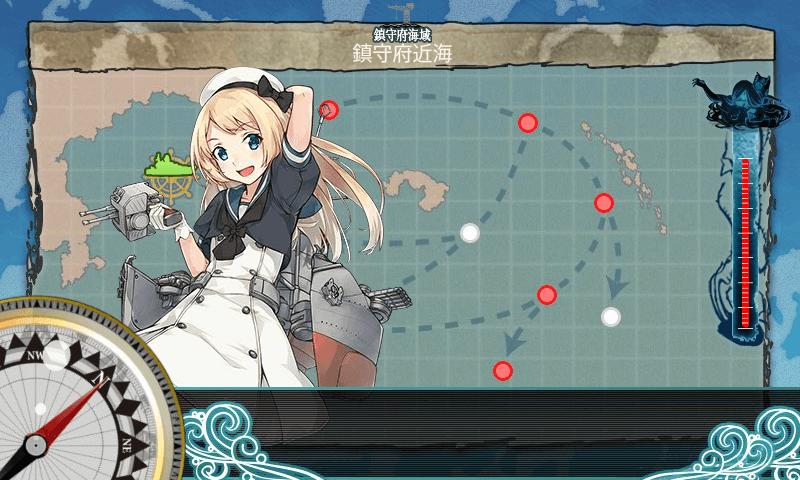 艦これ_敵潜水艦を制圧せよ_02