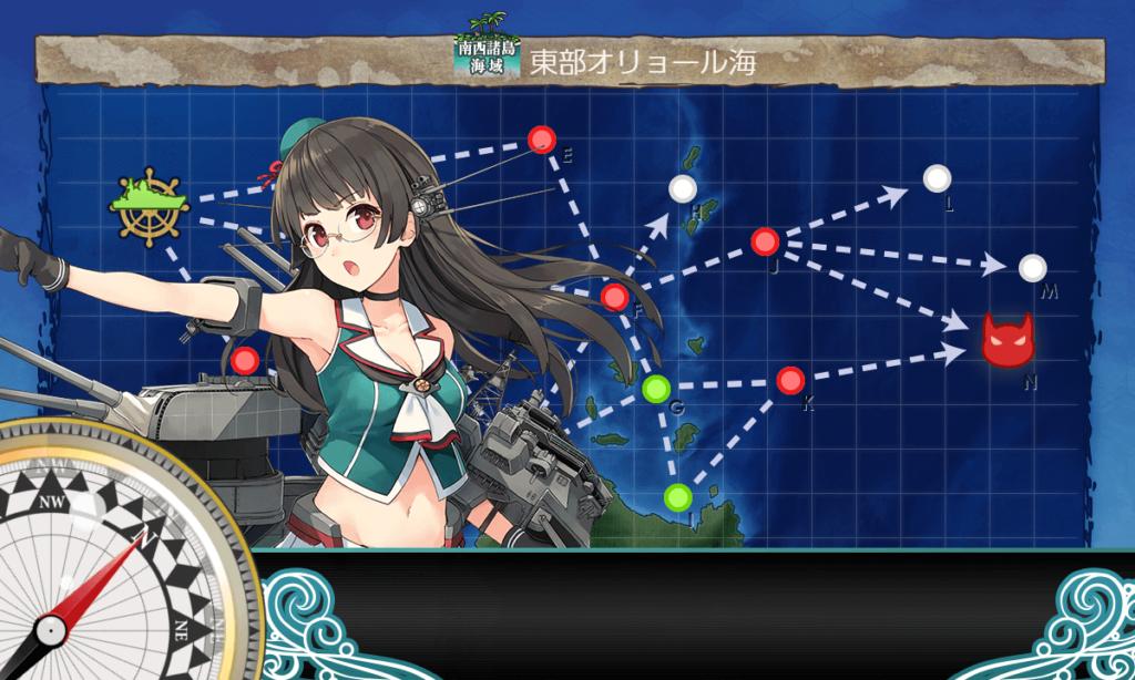 艦これ・新「三川艦隊」出撃せよ!_2-3