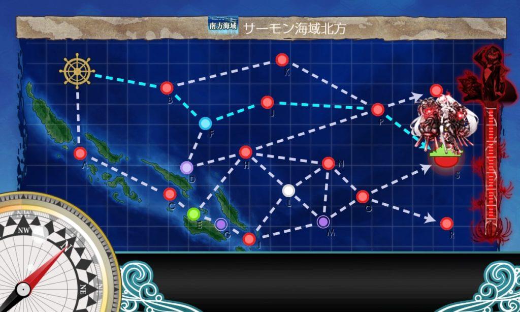 艦これ_kancolle_出撃_【節分拡張任務】南方海域 艦隊決戦_5-4_5-5_07