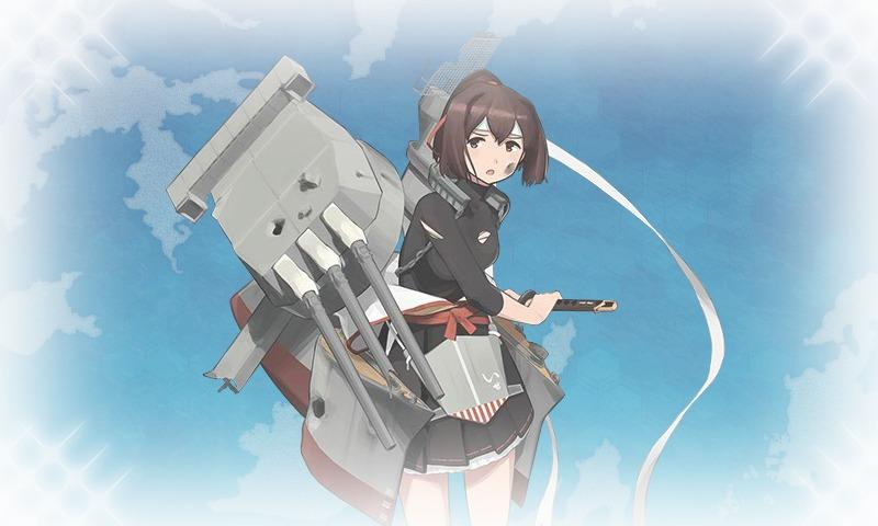 艦これ_kancolle_演習_戦闘航空母艦一番艦、演習始め!_01