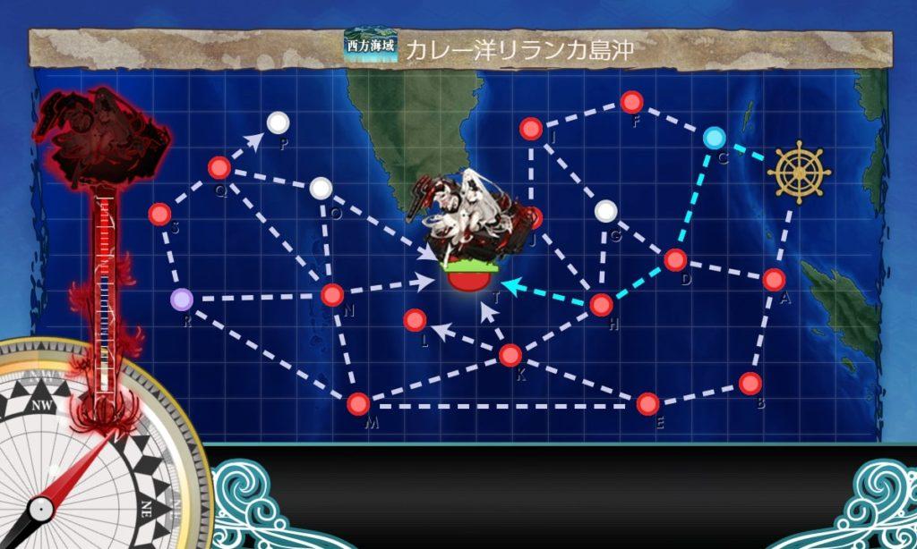 艦これ_出撃_戦闘航空母艦、出撃せよ!_3-5_4-5_6-4_13