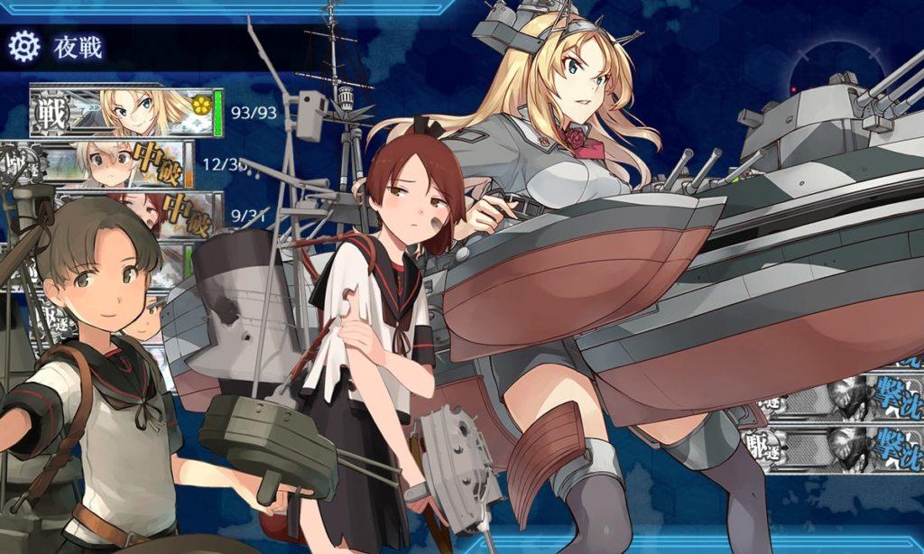 【艦これ】イヤリー・年間型任務『精鋭「十九駆」、躍り出る!』/ 攻略まとめ