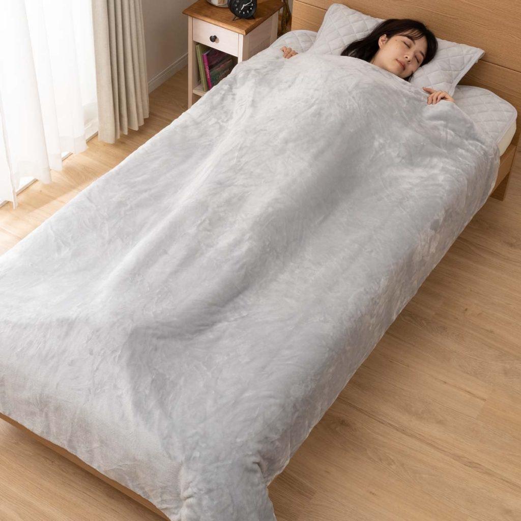 ニトリ/重い毛布