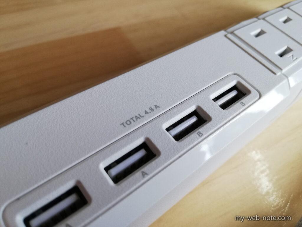 Fargo TAPKING USB 4.8 / 表面