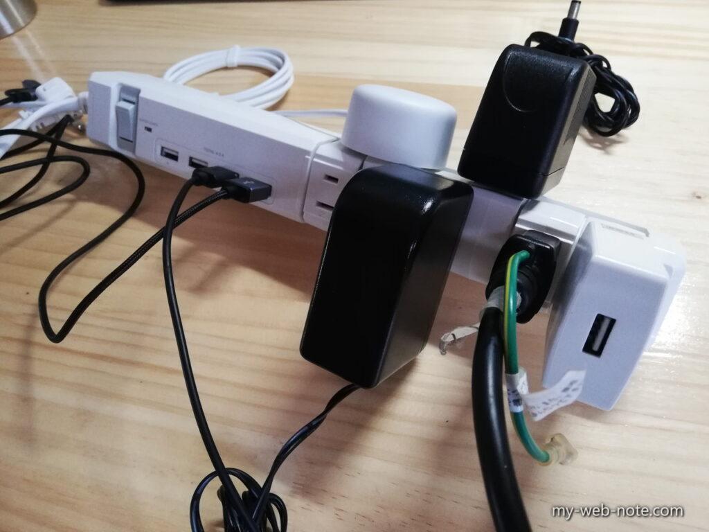 Fargo TAPKING USB 4.8 / 大きいACアダプター