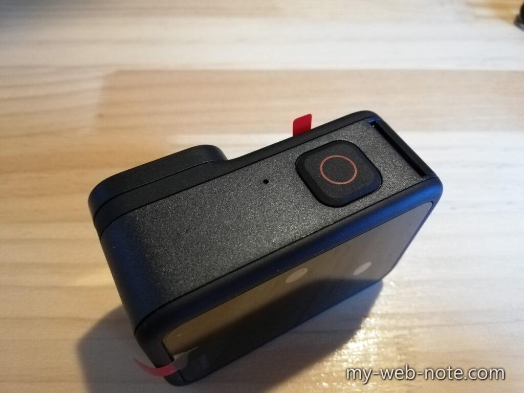 GoPro HERO 9 / 録画ボタン