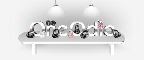 ワイヤレスヘッドホン「OneOdio SuperEQ S1」はどこの国のメーカー?